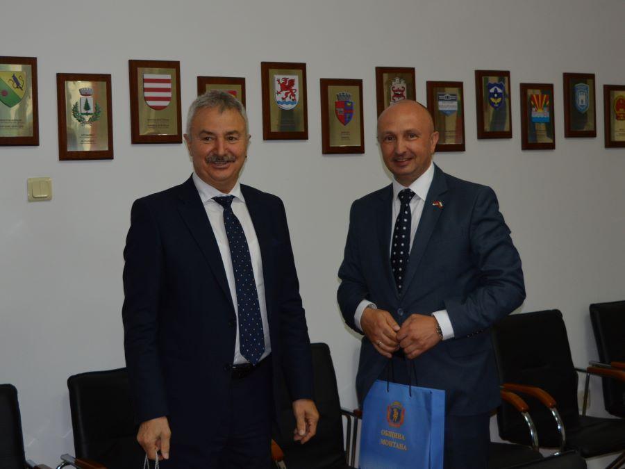 """Посланик Йович: """"Искаме да ускорим проектите и развием нови идеи в сътрудничеството между Сърбия и България"""